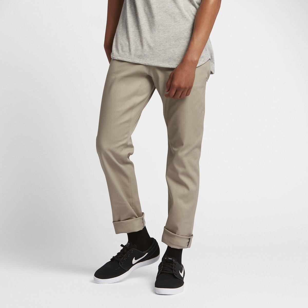new style 90fcc 58fc3 Nike SB FTM Pant Khaki brown   Clothes   Pants SALE   Sale 50% -70%   Pants  Brands   Nike SB Odzież   Nike SB   Nike Zima 2016   Skateshop Miniramp.pl