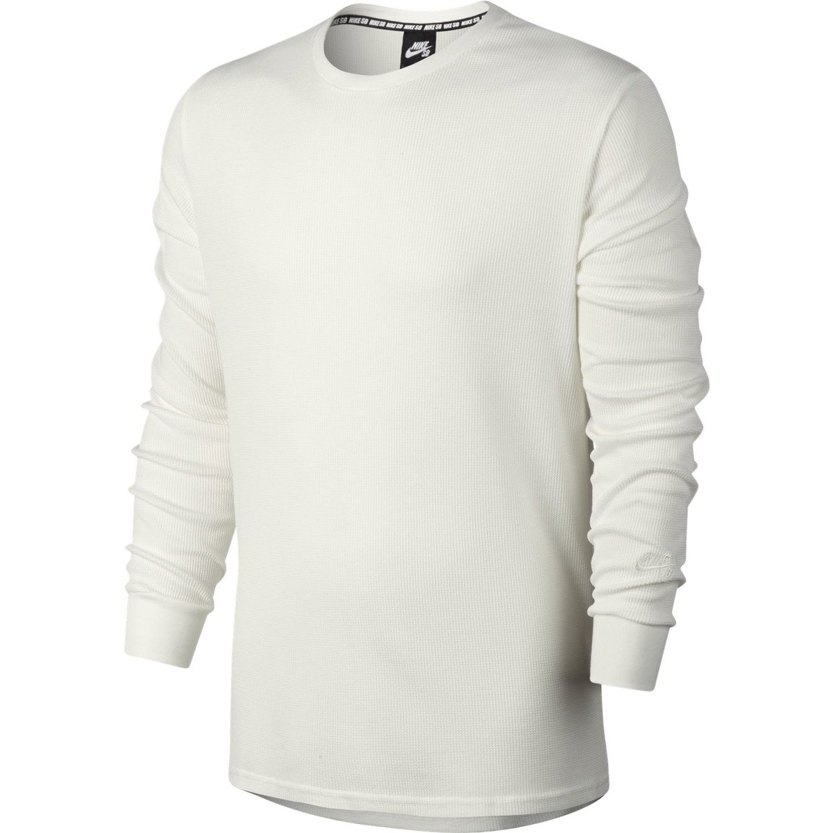 2473bba7 Nike SB Long-Sleeve Thermal Top Ivory/ivory white | Clothes \ T-shirts \  Longsleeves Brands \ Nike SB SALE \ Sale - 40% \ Longsleeve Odzież \ Nike  SB \ Nike ...