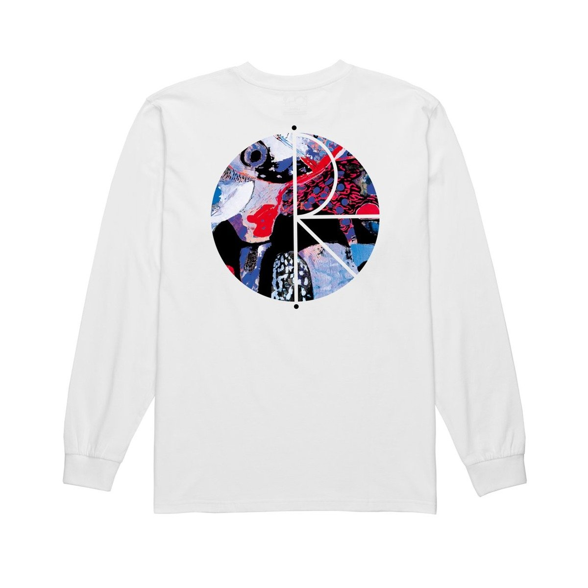 Image result for POLAR SKELETON FILL LOGO LONG SLEEVE