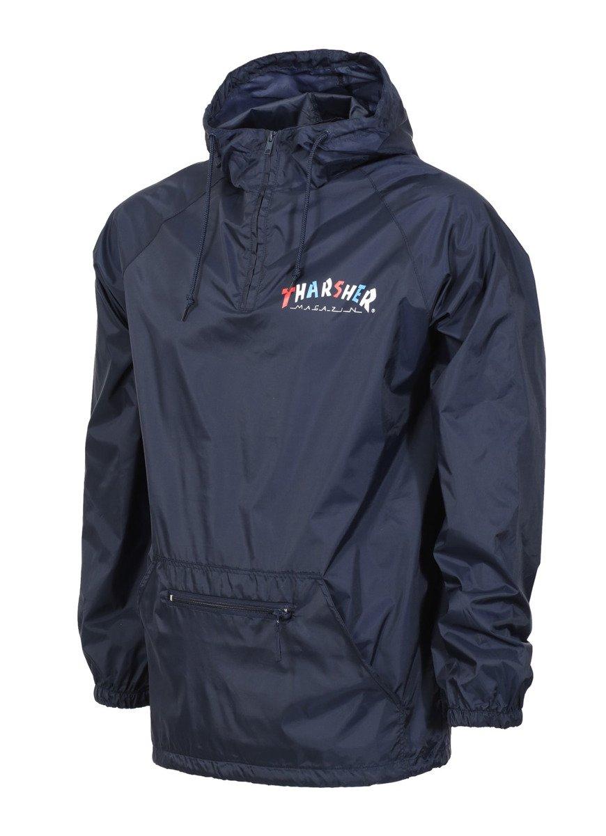 eca119736 ... knock off anorak hood navy | Clothes \ Jackets Brands \ Thrasher SALE \  Sale - 40% \ Jackets Odzież \ Thrasher \ thrasher roses | Skateshop Miniramp .pl