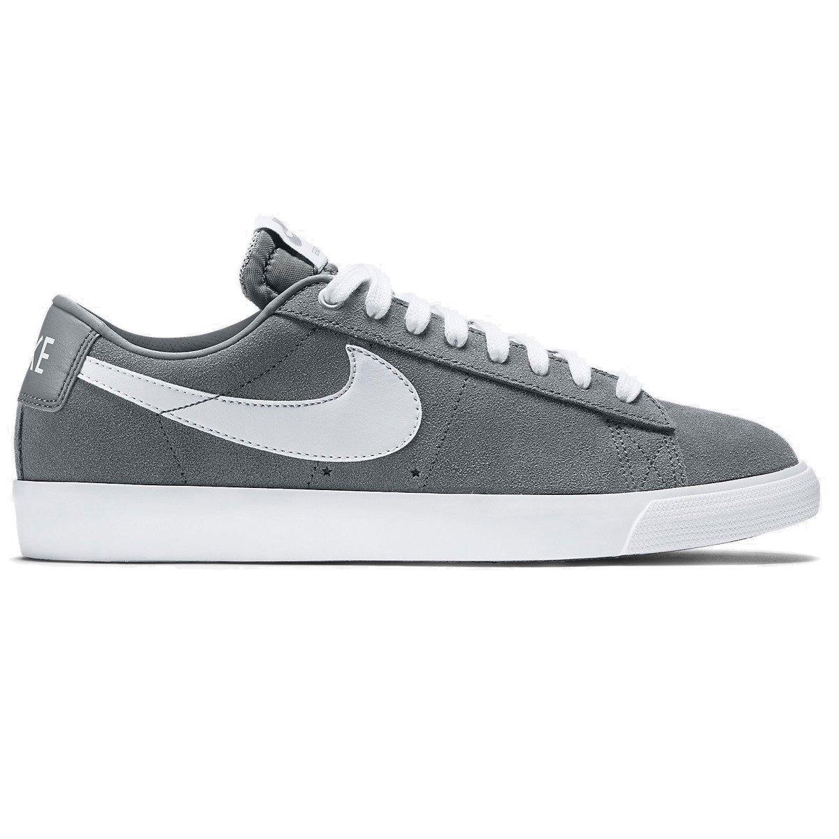 0ec395ff7fa Buty Nike SB Blazer Low GT COOL GREY WHITE-TIDE POOL BLUE grey ...