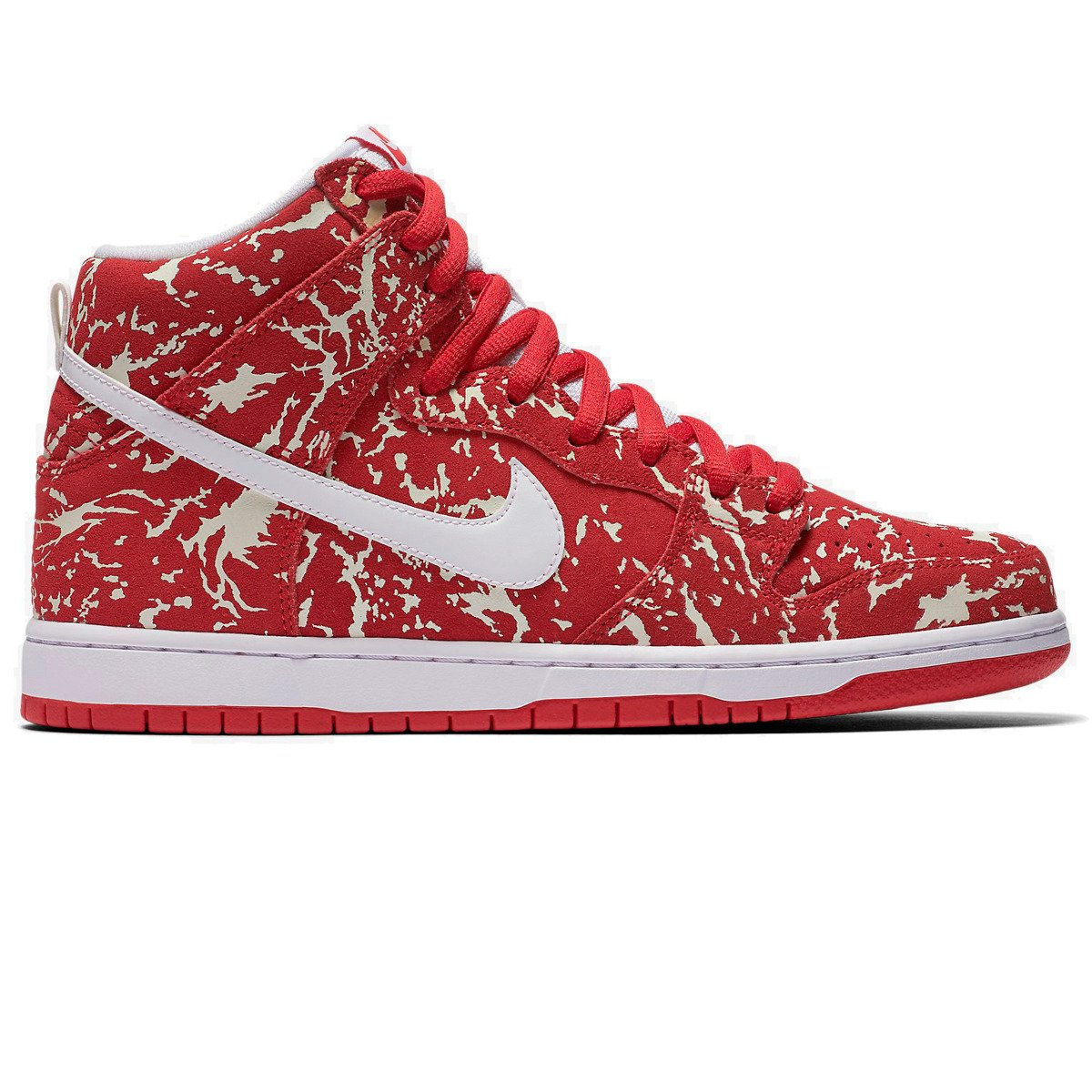 buy online e3290 b77e0 Buty Nike SB Dunk High Premium challenge redwhite-challenge red-white red   Shoes  Nike SB SALE  Sale 50% -70%  Shoes Brands  Nike SB Buty  Nike  SB ...