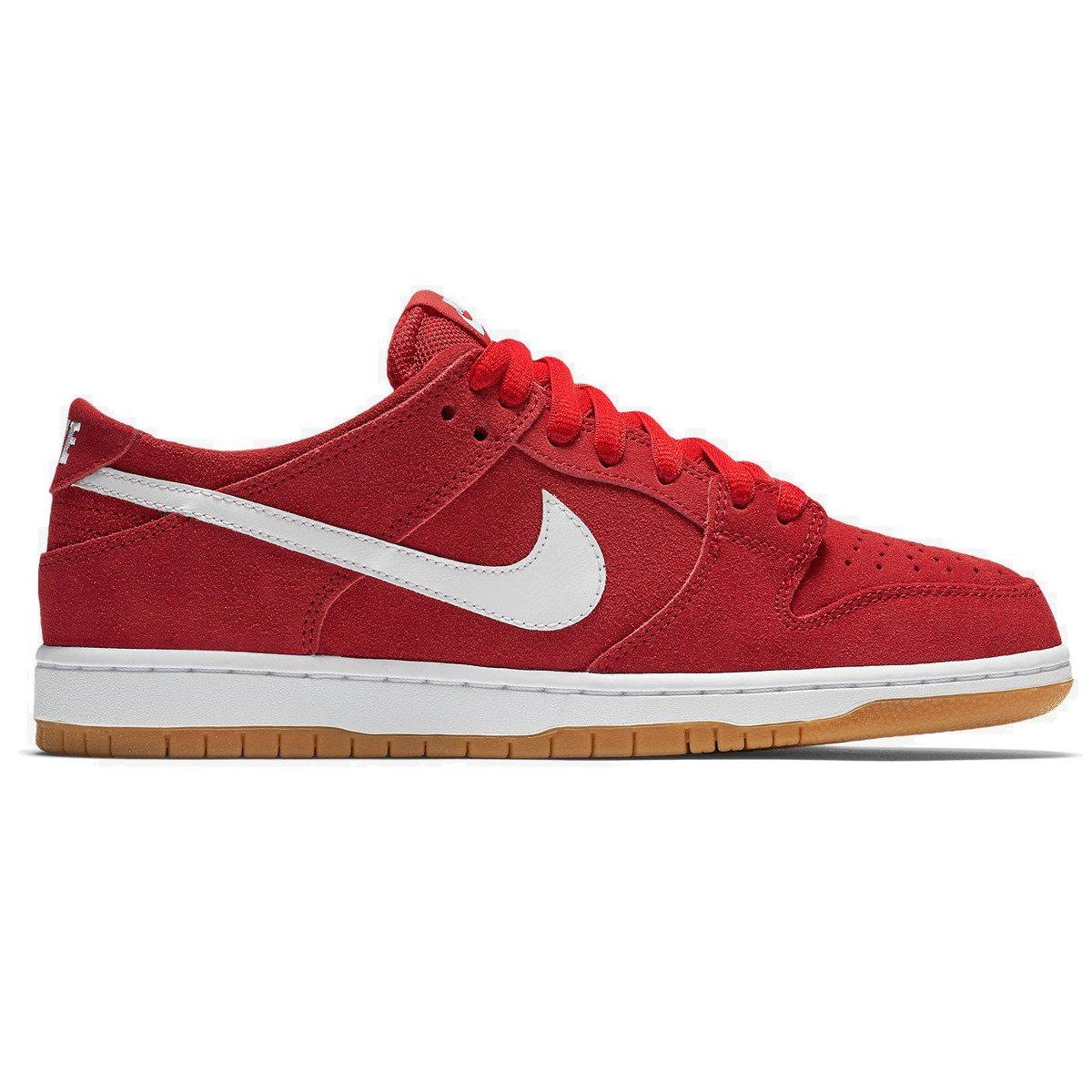 cheap for discount 96f2f 48770 Buty Nike SB Dunk Low Pro Ishod Wair Unvrsty Redwhite-gm Lght Brw red   Shoes  Nike SB SALE  Sale 50% -70%  Shoes Brands  Nike SB Buty  Nike SB  ...