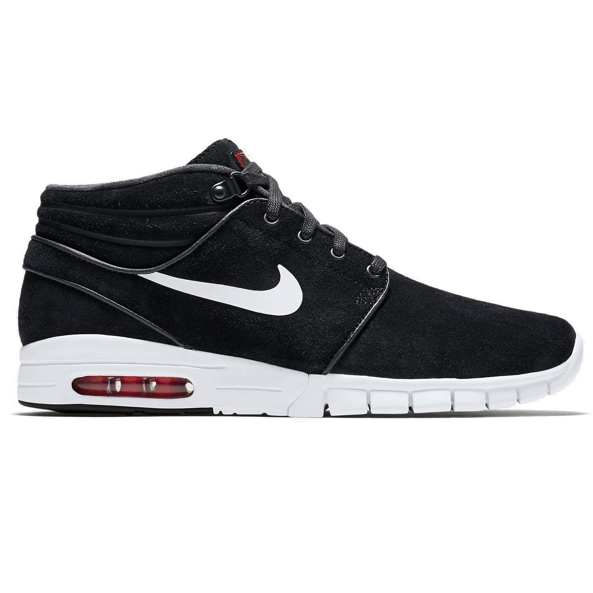 074f1b7df75a Buty Nike SB Stefan Janoski Max Mid L Black white-university Red Click to  zoom ...