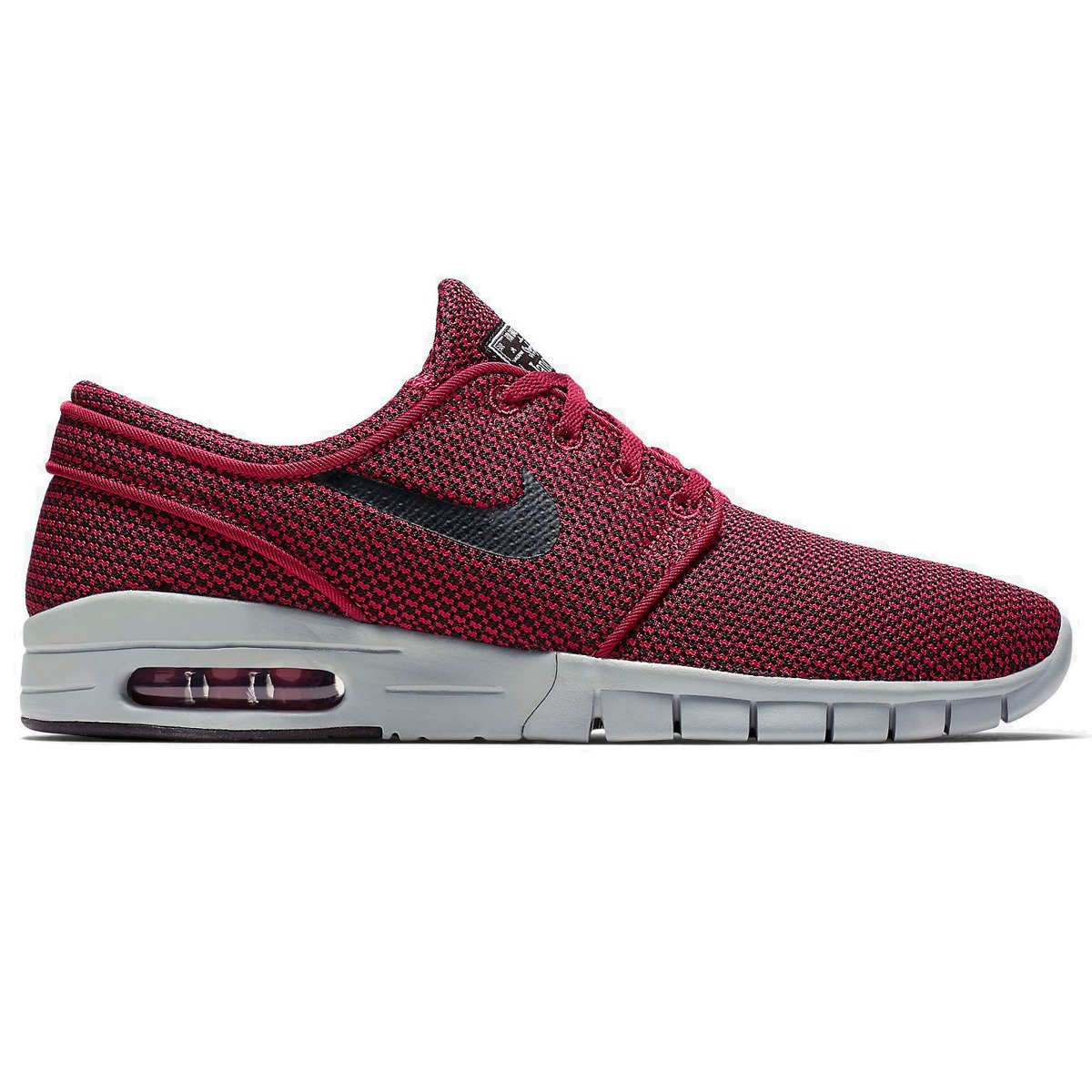 release date: d4889 27da1 Buty Nike SB Stefan Janoski Max TEAM RED BLACK-WOLF GREY red    burgundy    Shoes   Nike SB Shoes   nike janoski SALE   Sale 50% -70%   Shoes Brands    Nike ...