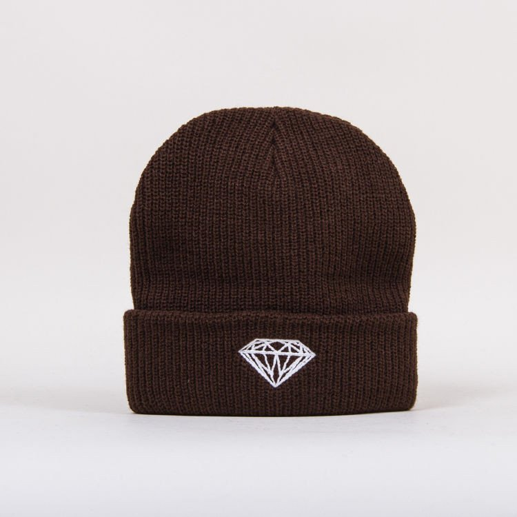 8e7fdc30e9a Czapka Diamond supply co brown