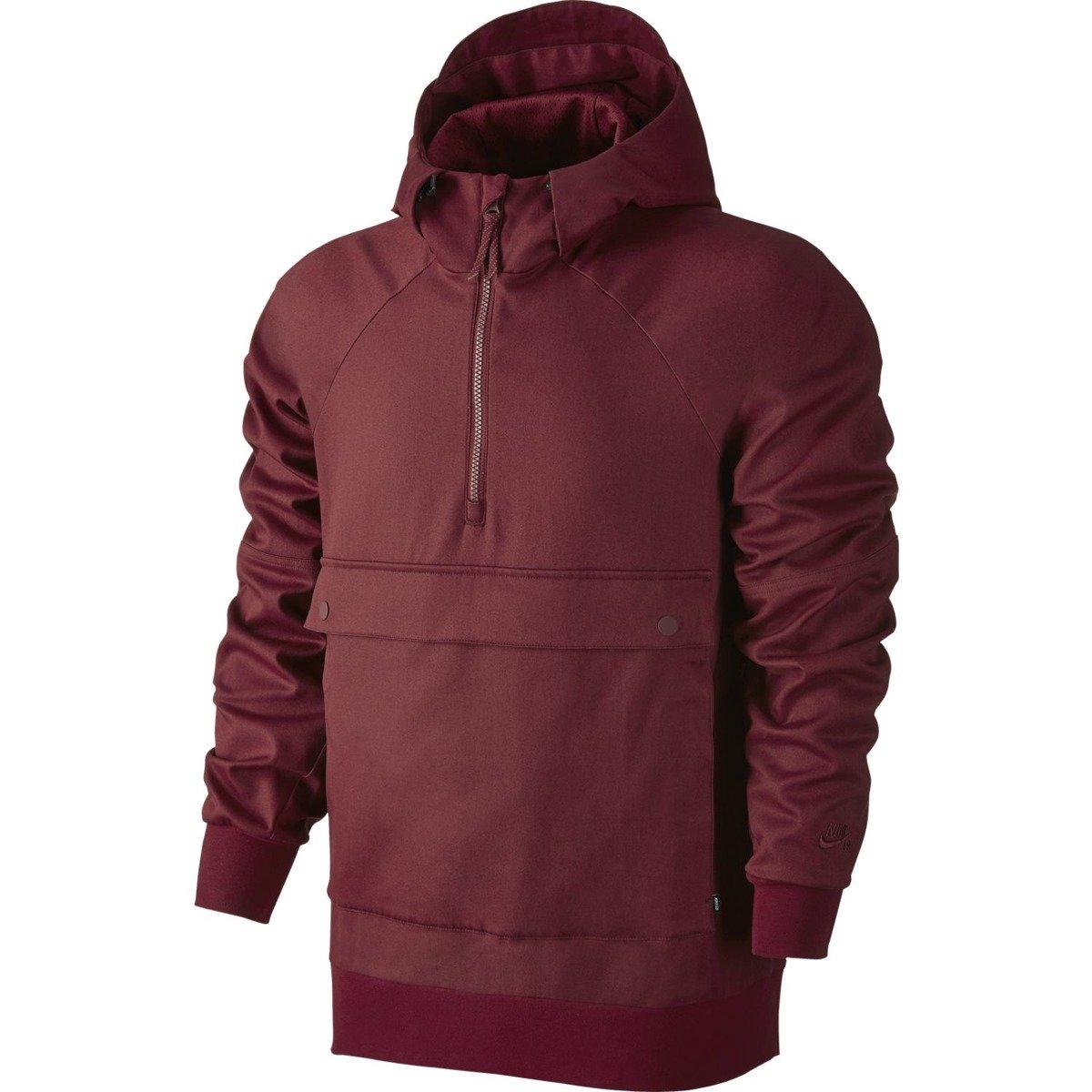 834c324bb Kurtka Nike SB Everett Anorak Jacket Team Red/team Red/team Red red ||  burgundy | Clothes \ Jackets Brands \ Nike SB SALE \ Sale - 40% \ Jackets  Odzież ...