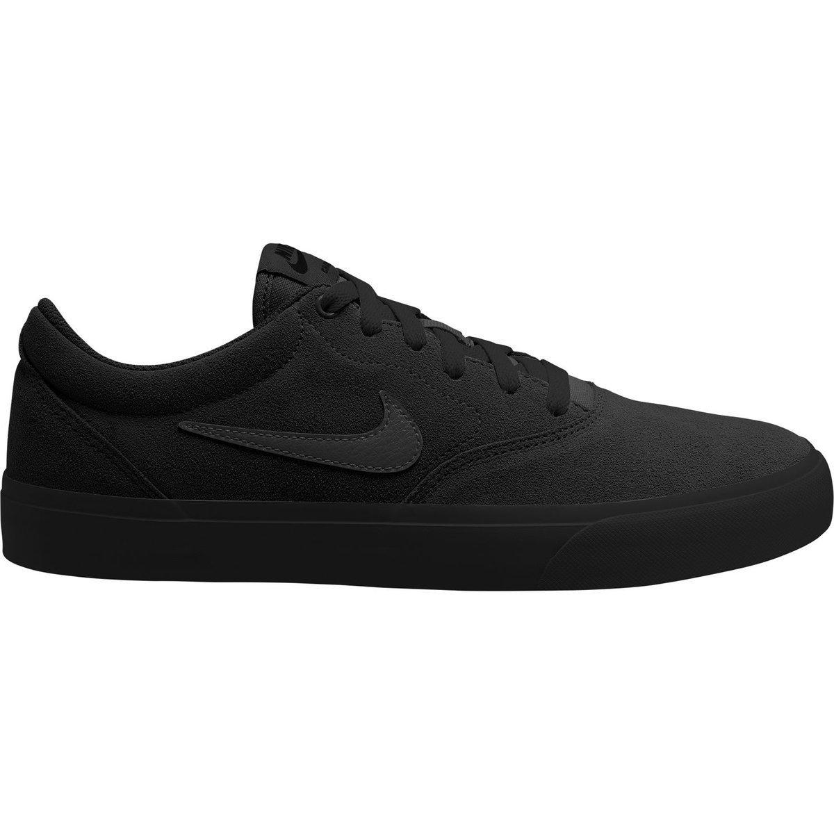 Nike SB Charge Suede Black/black-black