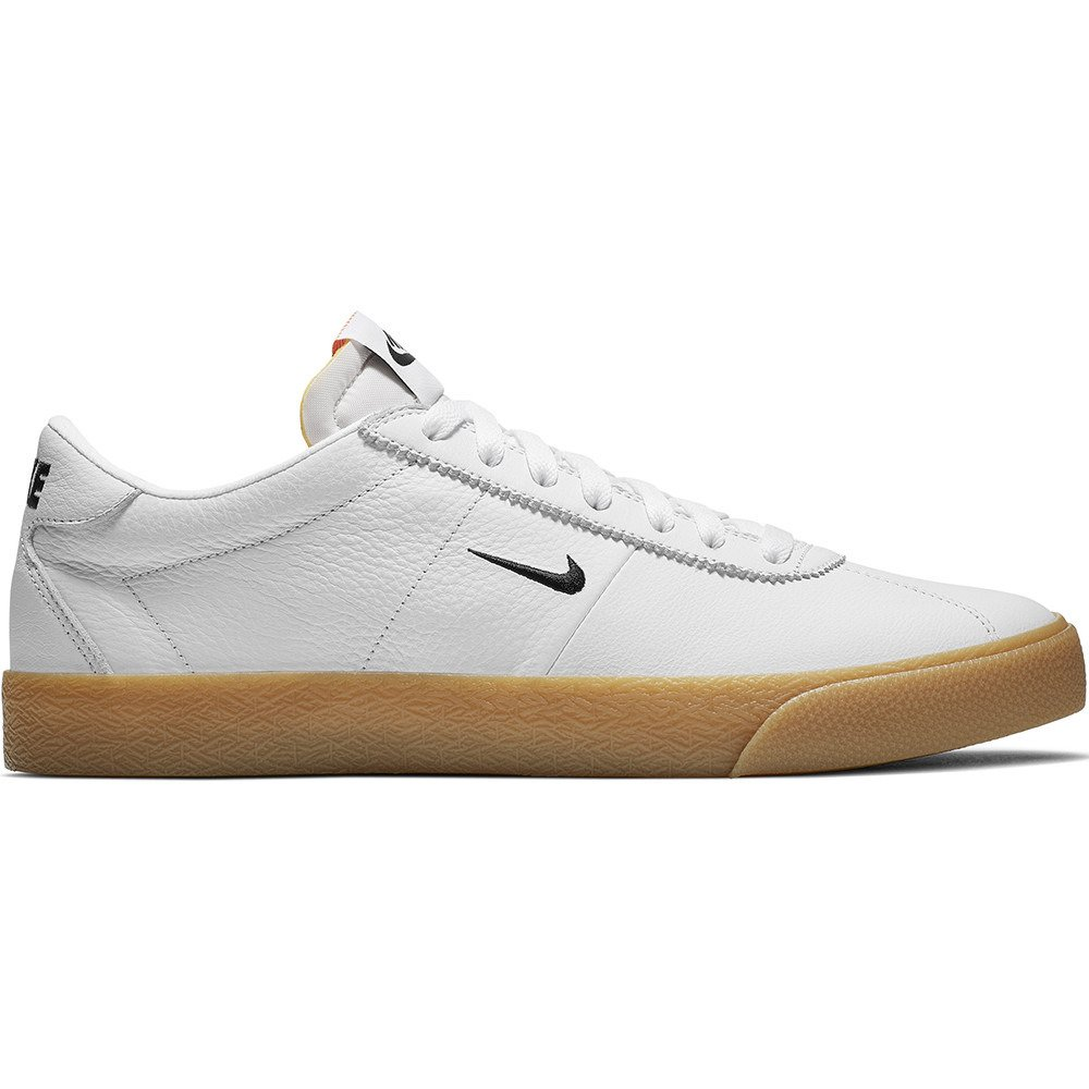 watch 08d05 53b30 Nike SB Zoom Bruin ISO white black-safety orange Click to zoom ...