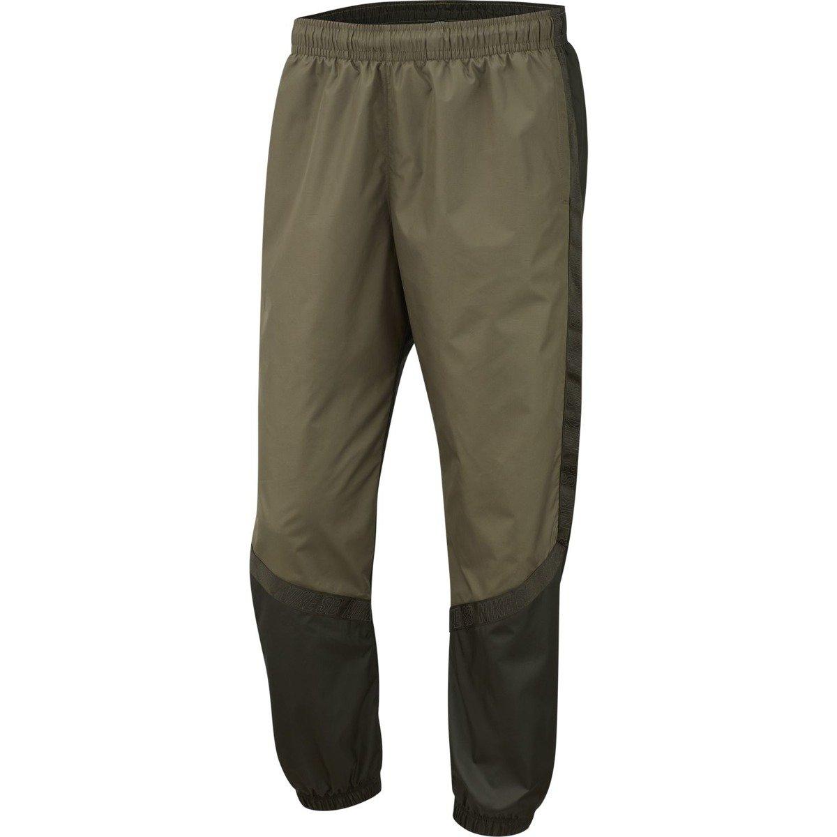 Nike sb Ishod Jacket Orange label Sequoiamedium Olivesequoia