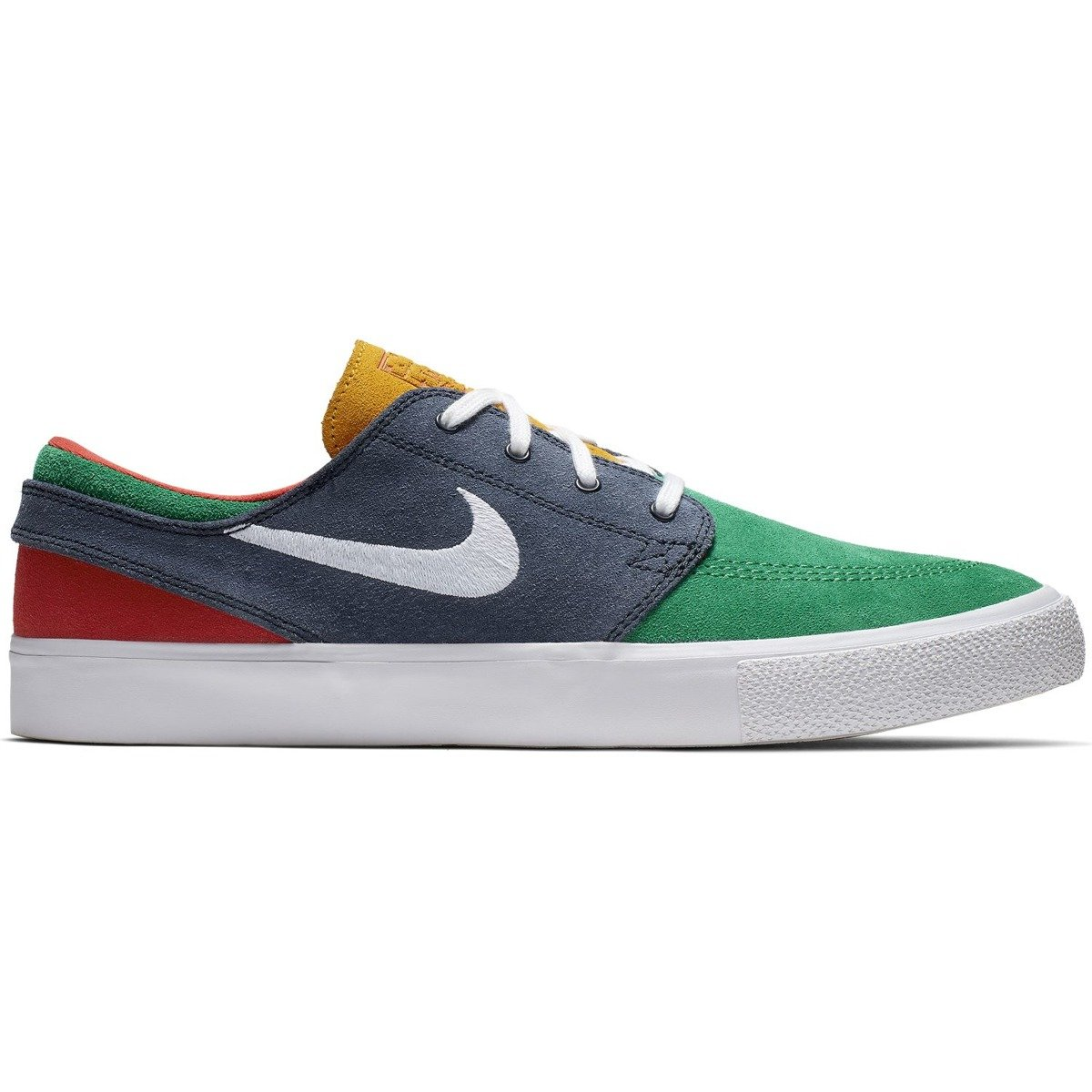 the latest aa684 2f183 Nike Sb Zoom Stefan Janoski RM Lucid Green white-obsidian Click to zoom ...