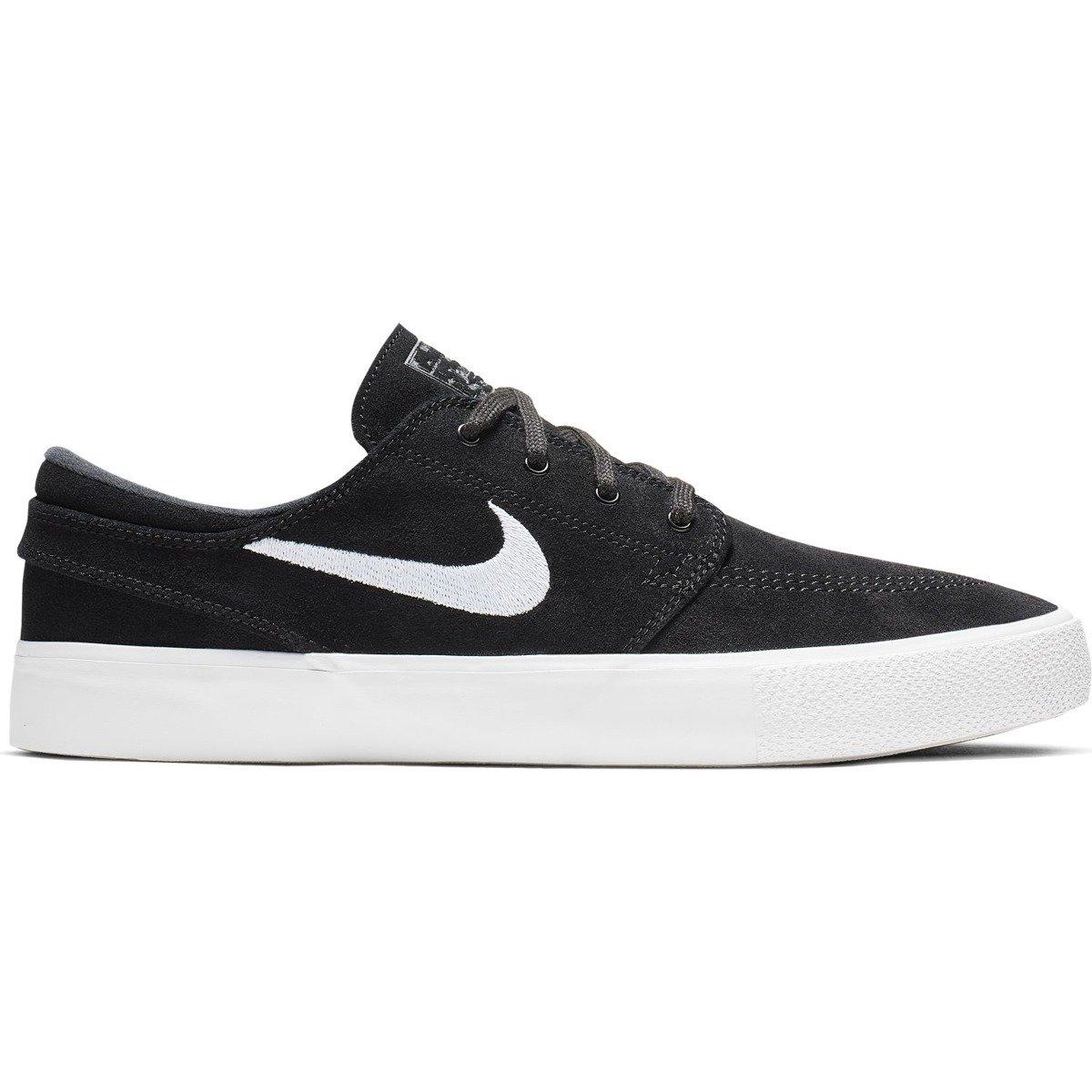 Tênis Nike Sb Zoom Janoski Rm Black White Thunder Grey Aq7475 001