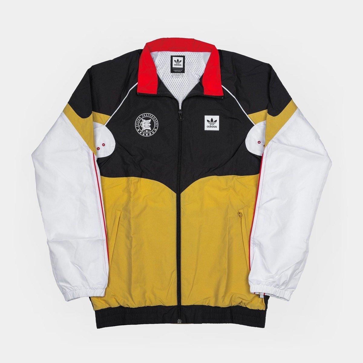 adidas evisen track jacket