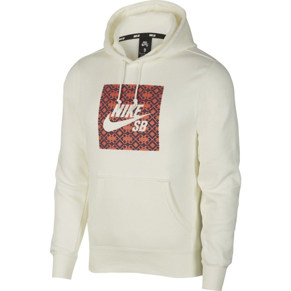 trampki uważaj na rozsądna cena bluza Nike Sb Nomad Hbr Hoodie Obsidian/dark Sulfur
