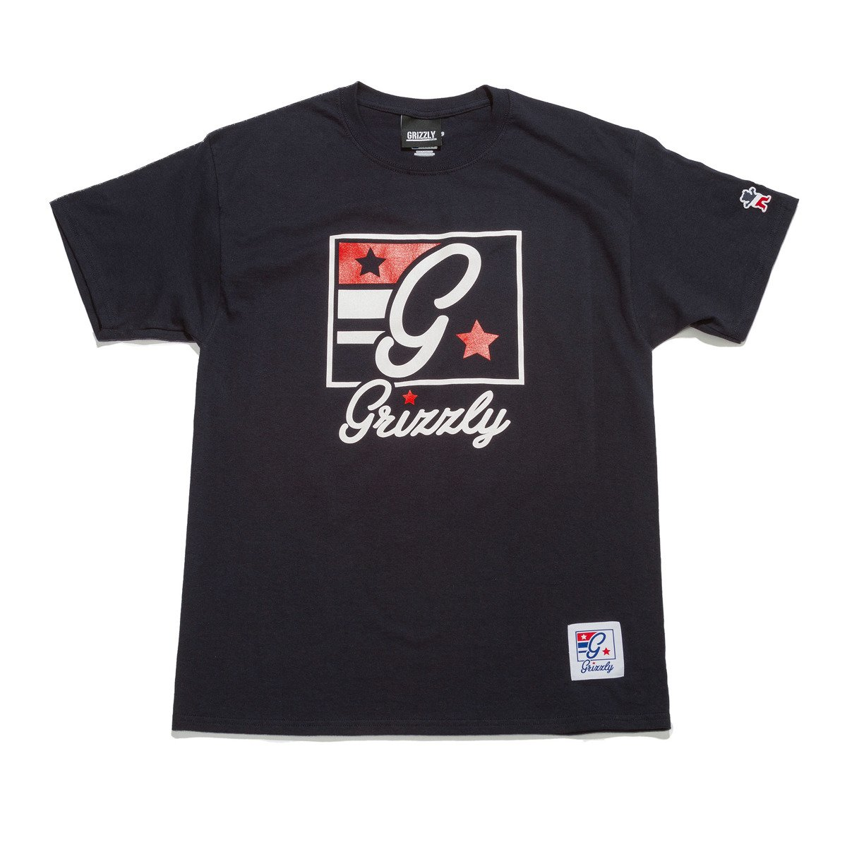 3e6db79d champion x grizzly hardwood classic tee black black | Clothes \ T-shirts \ T -Shirts SALE \ Sale 50% -70% \ T-Shirts Brands \ Champion Odzież \ Champion  ...