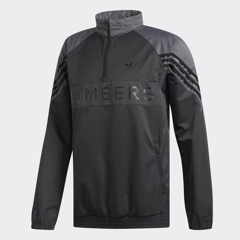 c1e64078335da2 dresowa adidas numbers edition hoodie black \ bluza | Clothes \ Jackets  Brands \ Adidas Originals SALE \ Sale 50% -70% \ Jacket | Skateshop  Miniramp.pl