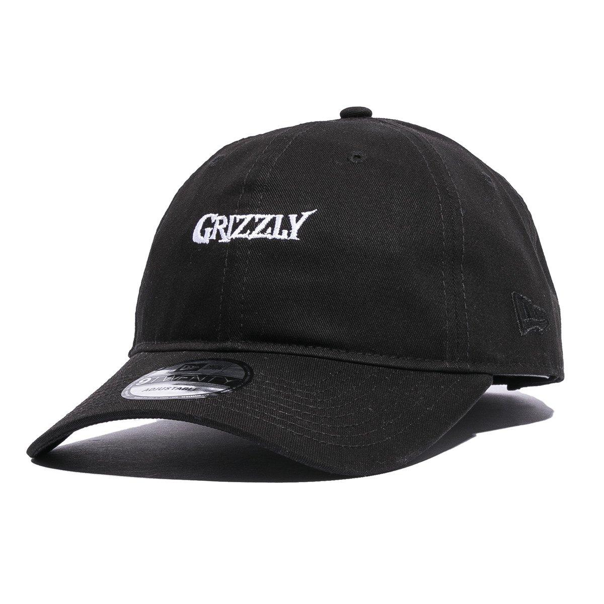 4d6f47898683c grizzly x venom dad hat black black