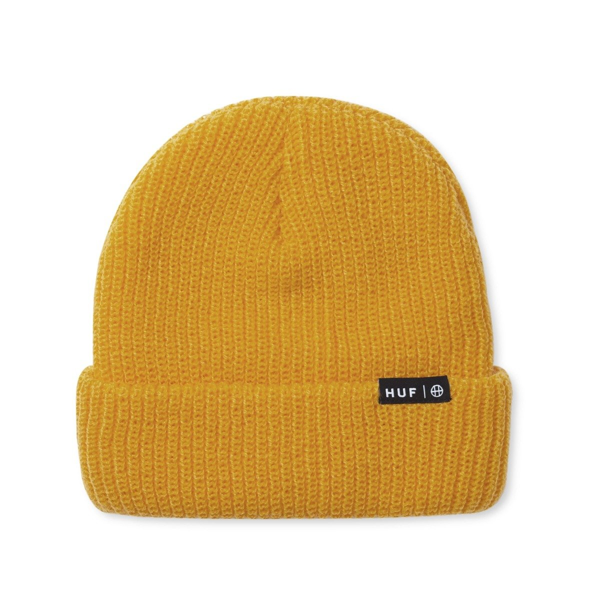 f8a15a80d5b huf usual beanie honey mustard yellow
