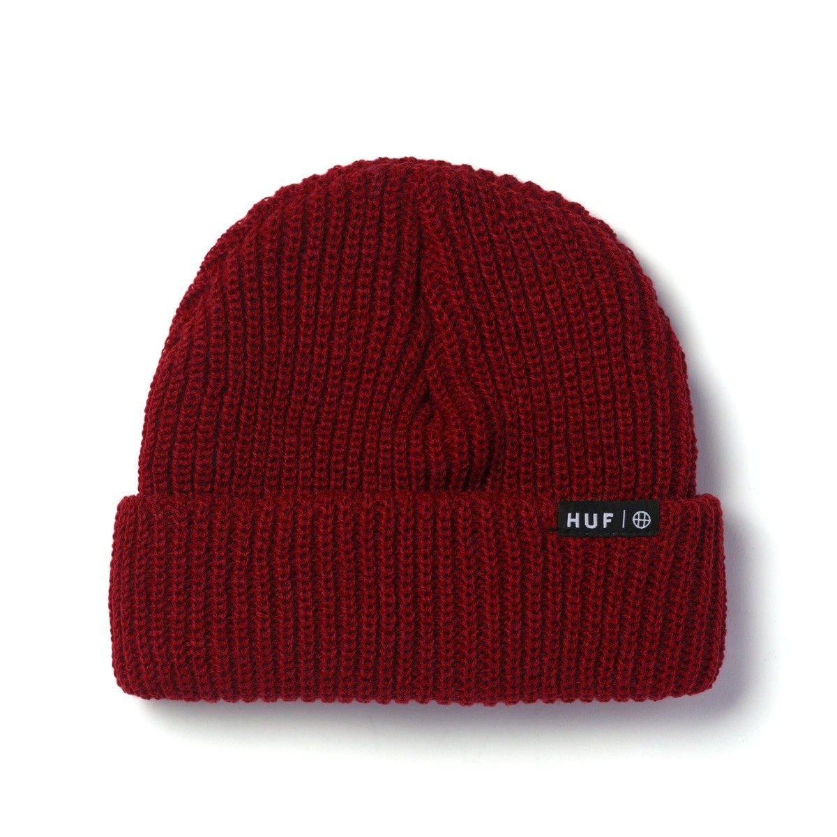 89a782dce00 huf usual beanie scarlet red
