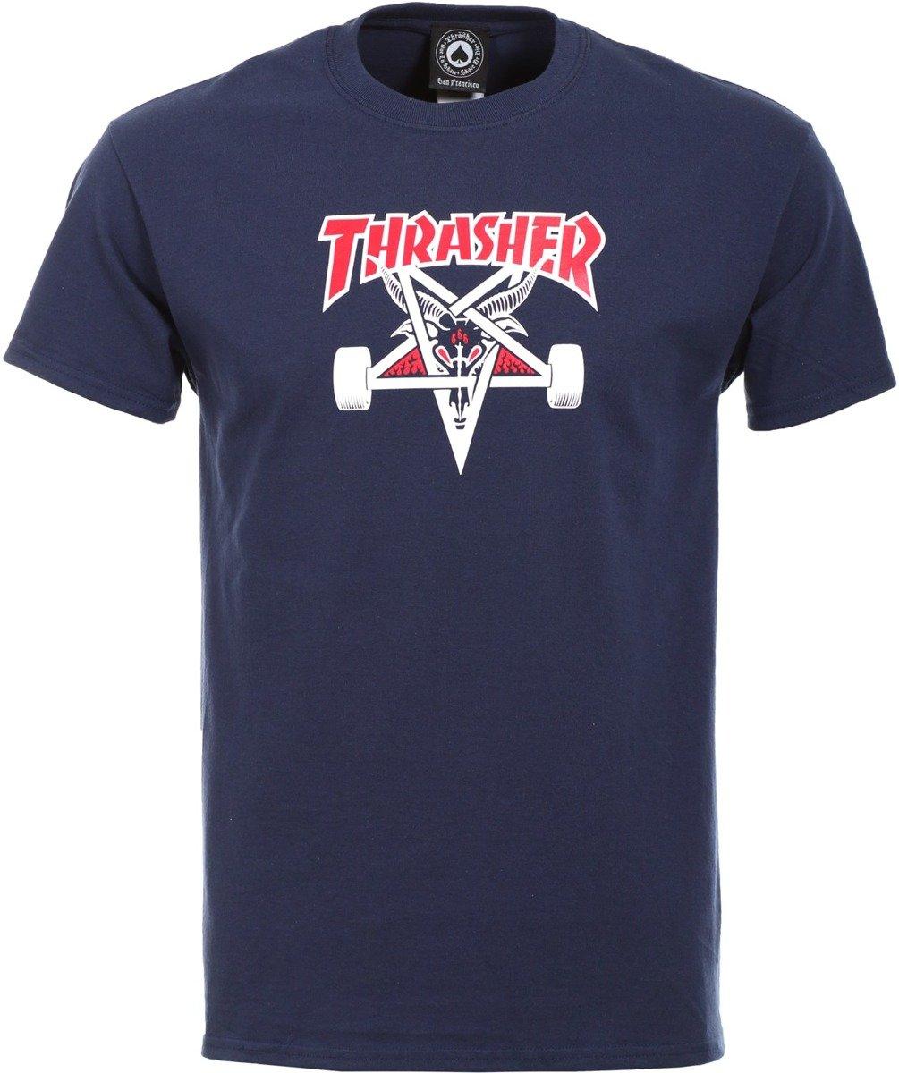 1eaccc4645ac koszulka thrasher two tone skate goat navy navy | Clothes \ T-shirts \ T-Shirts  Brands \ Thrasher SALE \ Sale - 40% \ T-Shirts | Skateshop Miniramp.pl