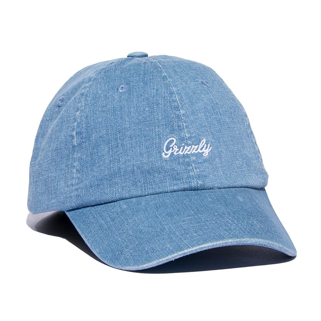 late to the game dad hat denim blue  a029247faff4