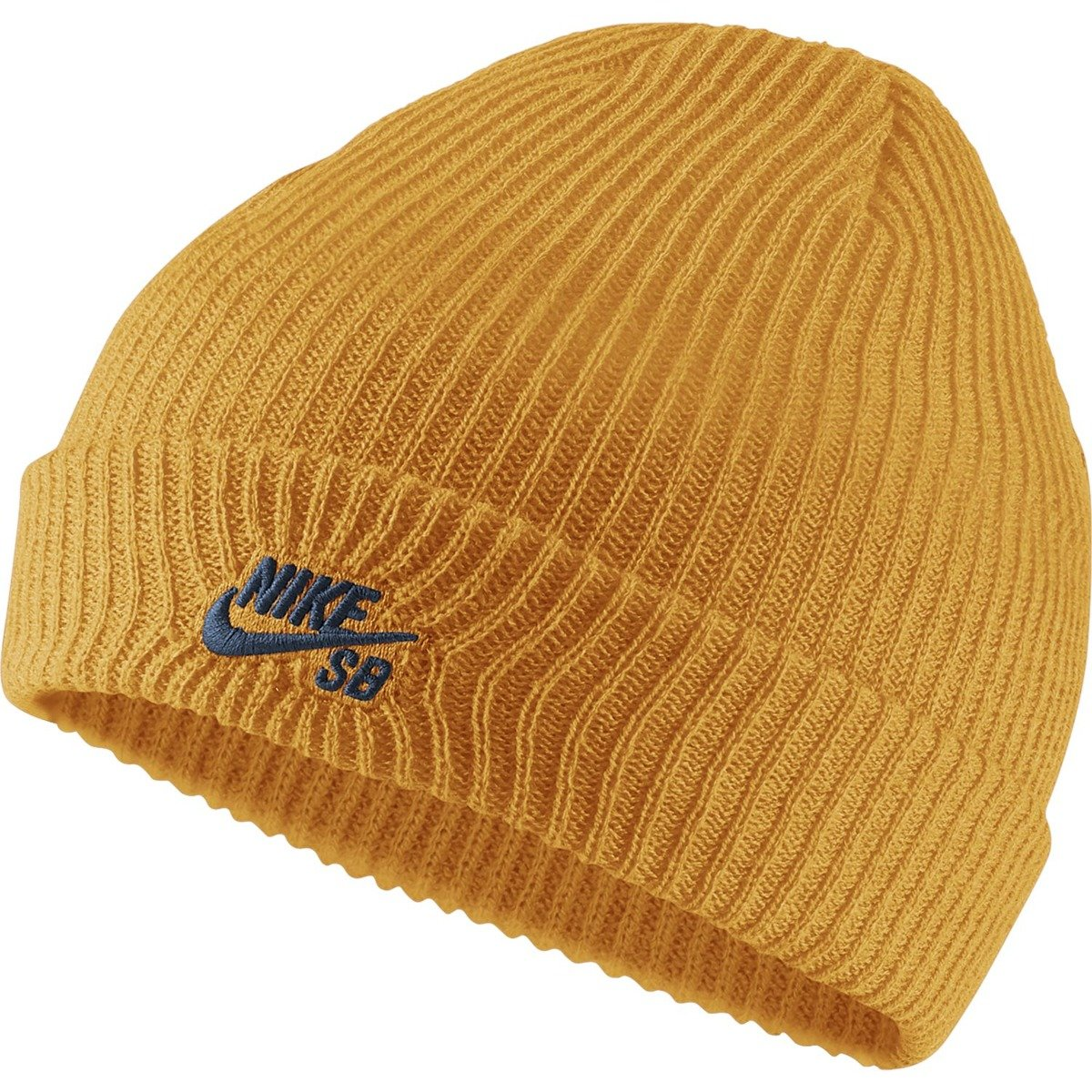 e8e8856f18dc5c nike sb fisherman beanie Yellow Ochre/obsidian yellow | Clothes \ Cap \  Beanie Brands \ Nike SB Produkt Na Prezent ALL | Skateshop Miniramp.pl