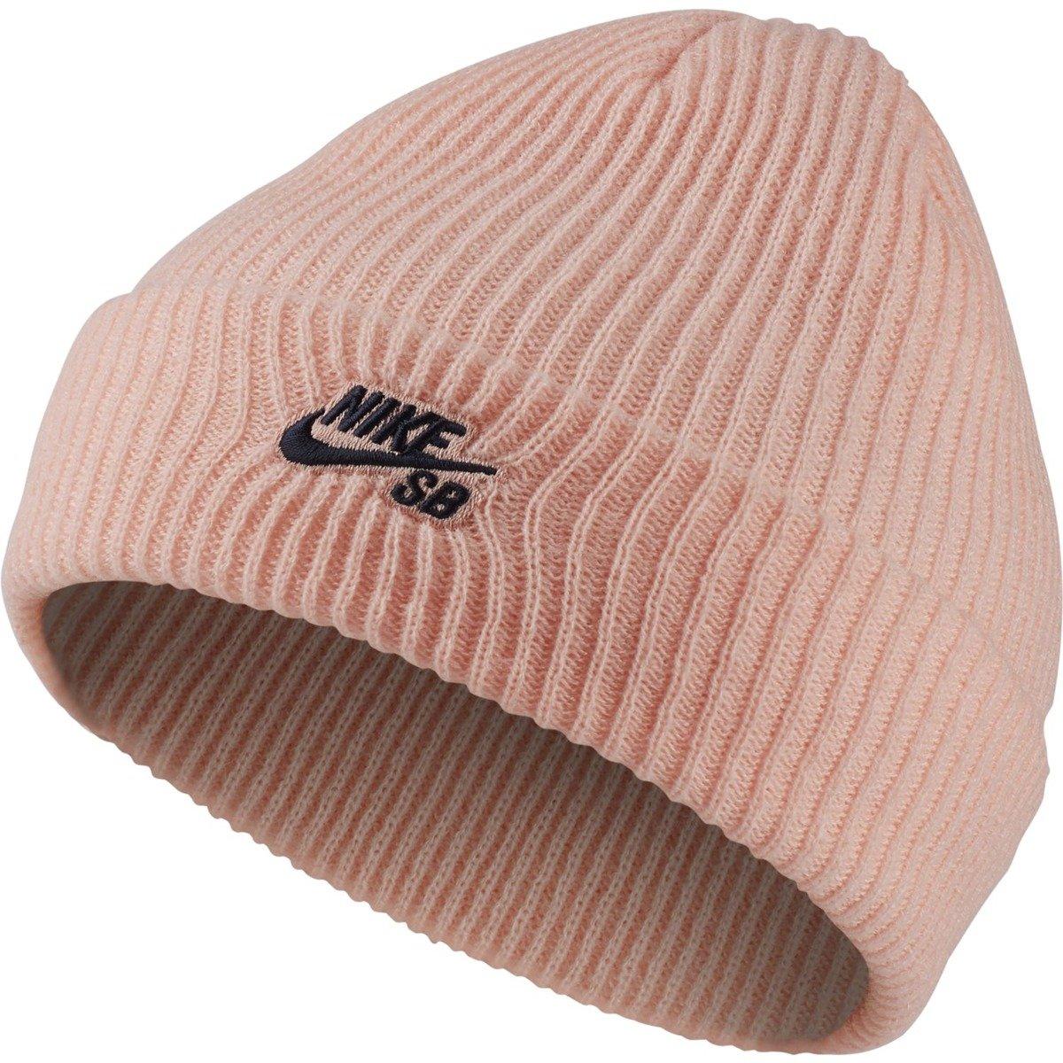 new concept 3eec1 beb54 nike sb fisherman beanie storm pink obsidian pink   Clothes   Cap   Beanie  Brands   Nike SB   Skateshop Miniramp.pl