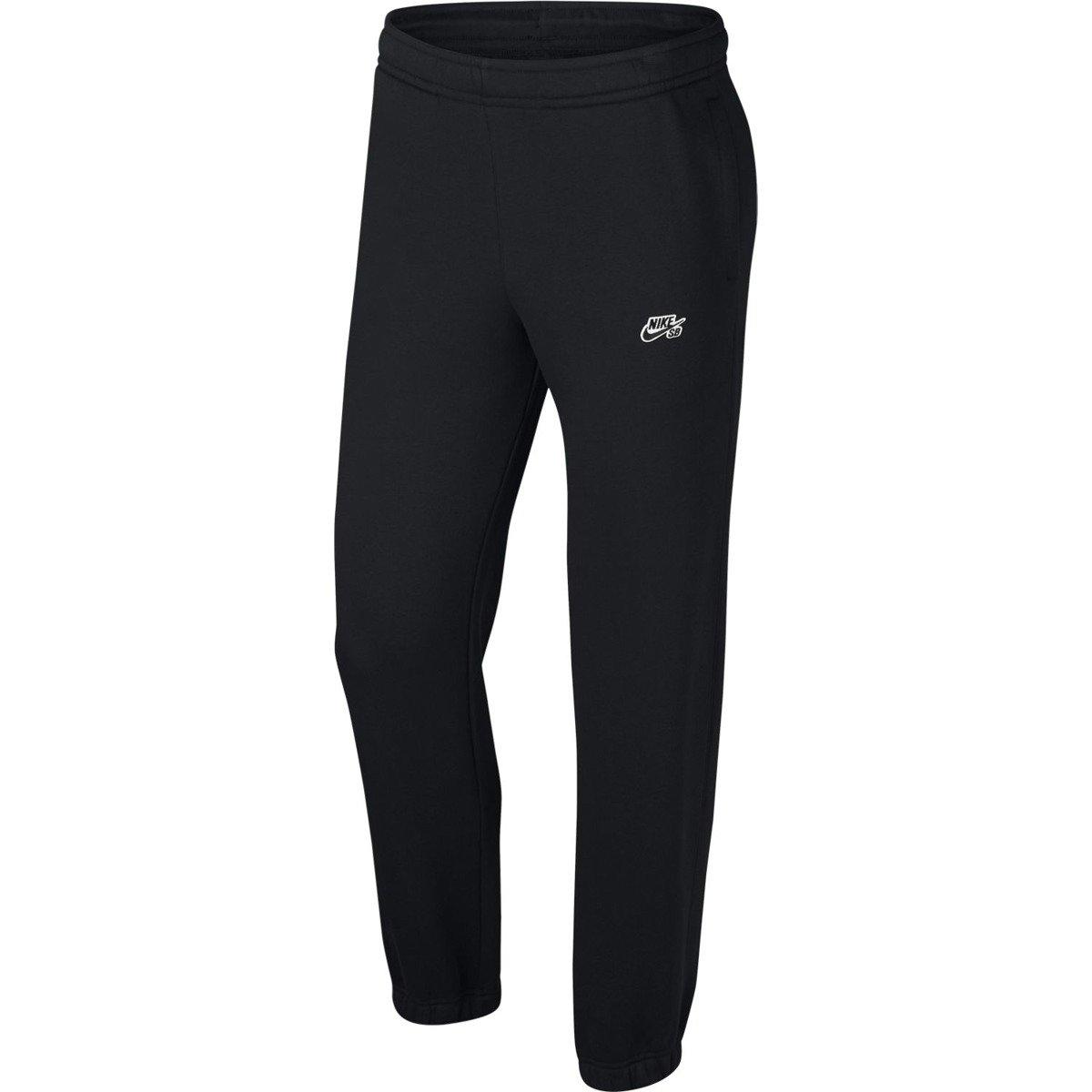 27030d8e76ea nike sb icon fleece pants black black