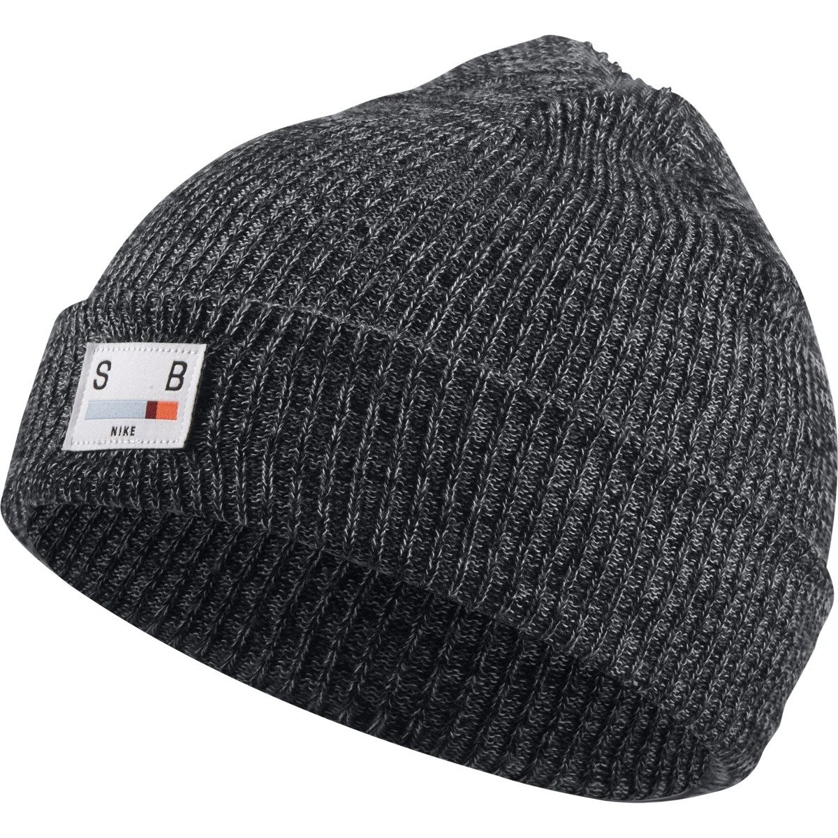 8866ae007 nike sb surplus beanie black/dark grey/wolf grey