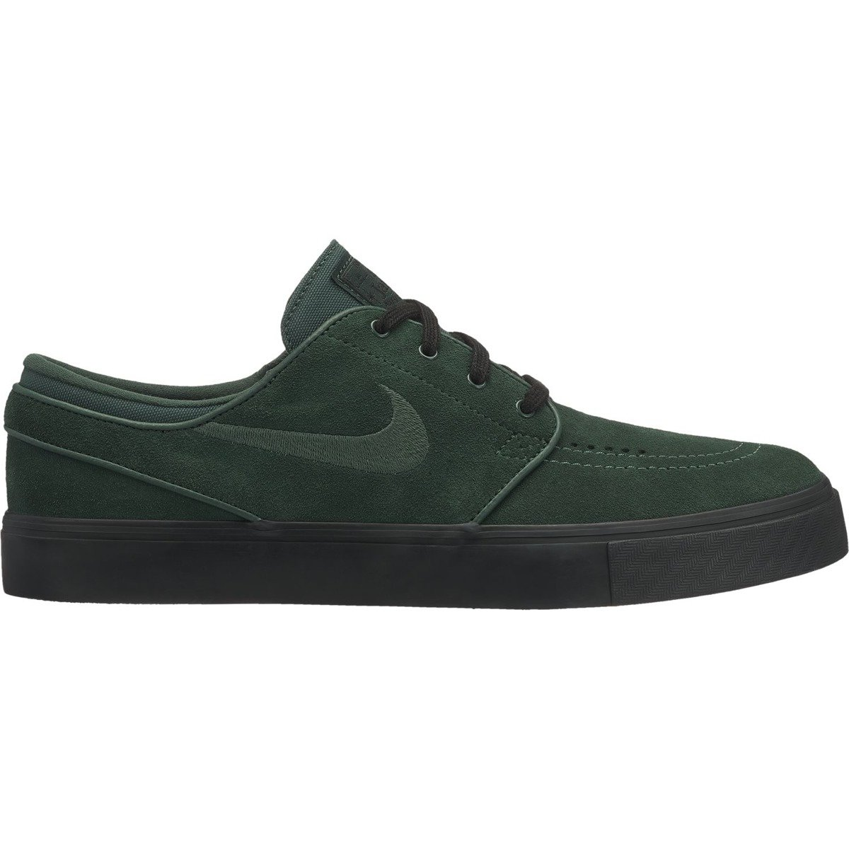 the best attitude 19d84 fba0c nike sb zoom stefan janoski lmidnight green midnight green-black Click to  zoom ...