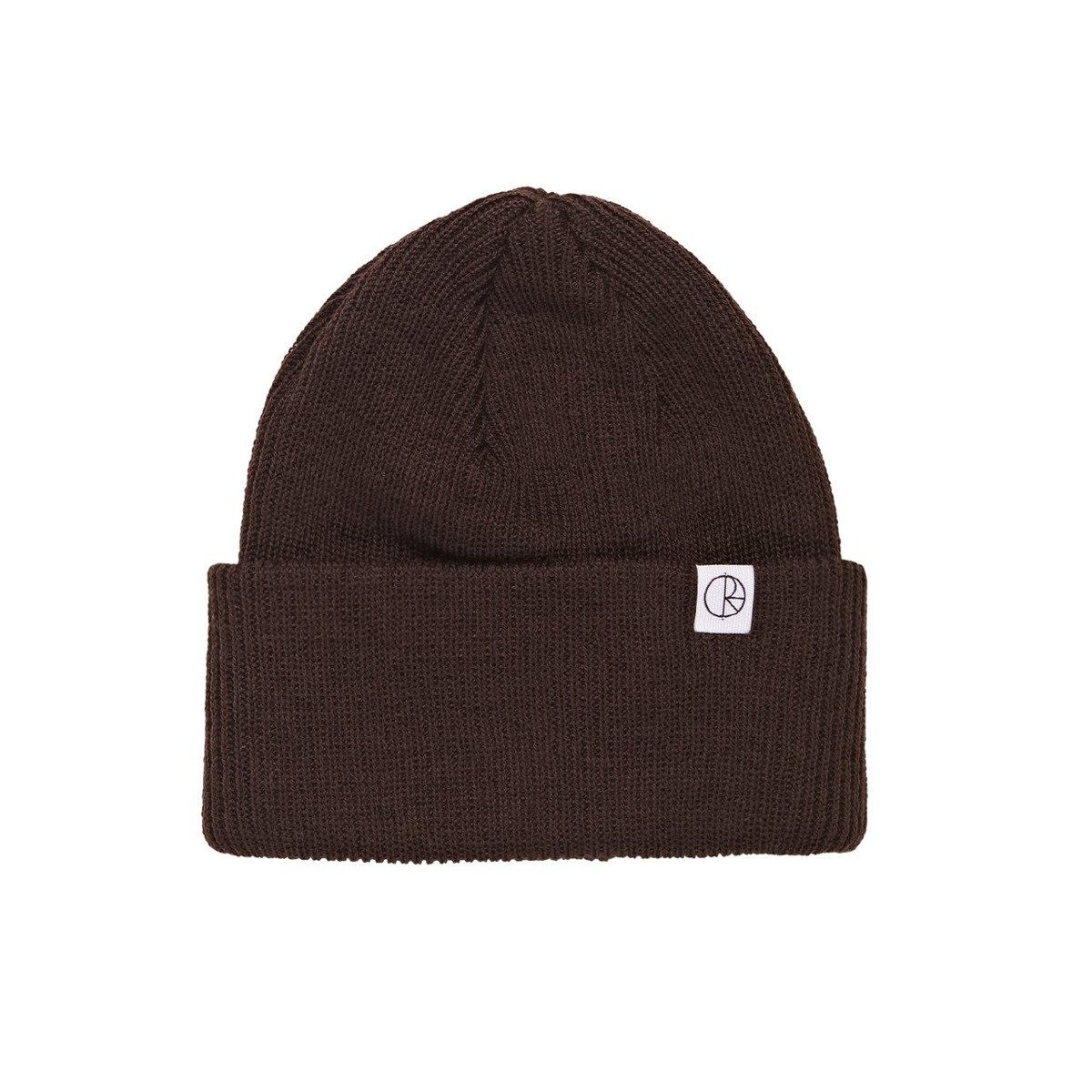 43d447ed123 polar beanie merino wowl brown
