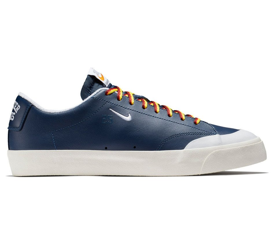 huge selection of f3ea8 acafb quartersnacks x nike sb zoom blazer low xt – navy   white   sail navy    Shoes   Nike SB SALE   Sale 50% -70%   Shoes Brands   Nike SB Buty   Nike SB    Nike ...