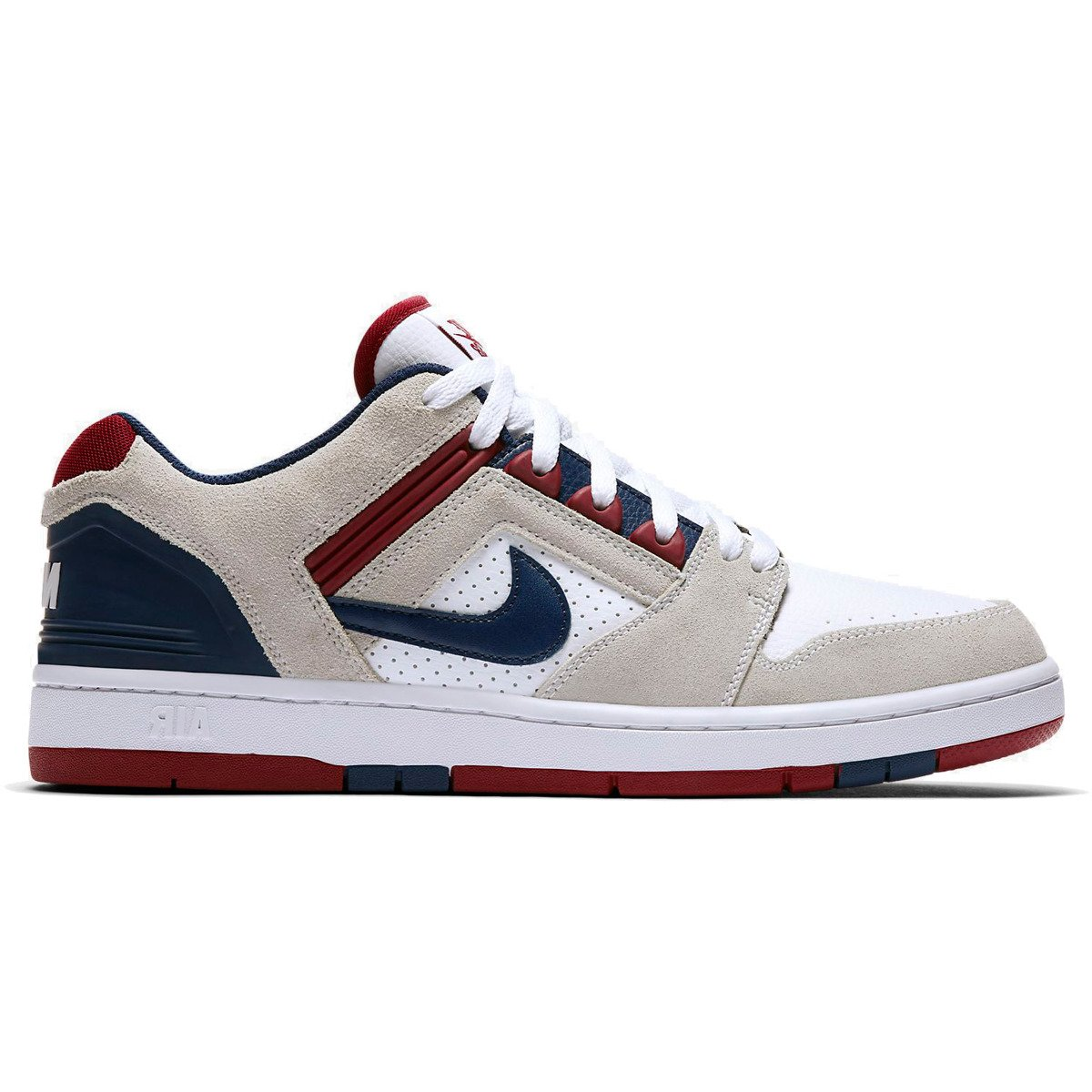 the best attitude 1a7a3 0d14d shoes Nike SB Air Force II Low BielRed CrushBielBlue Void white  Shoes   Nike SB Brands  Nike SB SALE  Sale - 40%  Shoes Buty  Nike SB  Nike  Summer ...