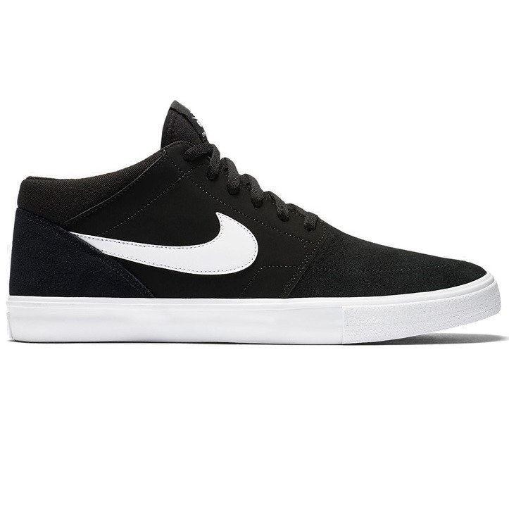 fb24755f2 shoes nike sb portmore II solar mid black