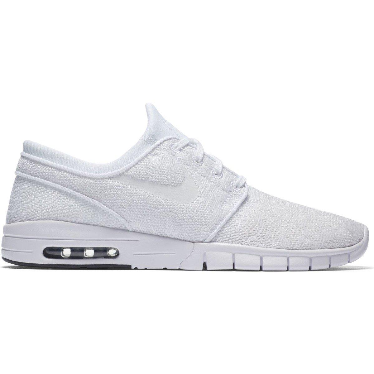 108a7ed1ae87 shoes nike sb stefan janoski max WHITE WHITE-OBSIDIAN Click to zoom ...