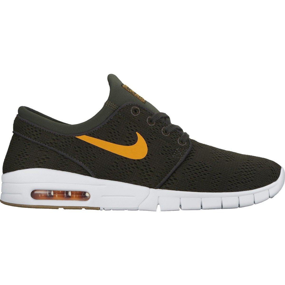 best service 11146 58d70 shoes nike sb stefan janoski max sequoiacircuit orange-gum light brown  green  Shoes  Nike SB Shoes  nike janoski SALE  Sale 50% -70%  Shoes  Brands ...