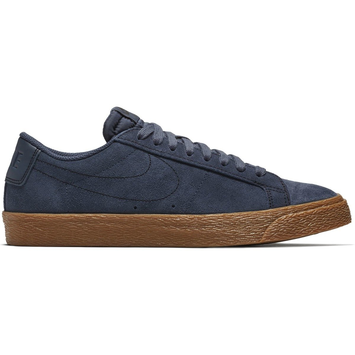21c0bfc1cd89b shoes nike sb zoom blazer low thunder blue thunder blue-gum med brown Click  to zoom ...