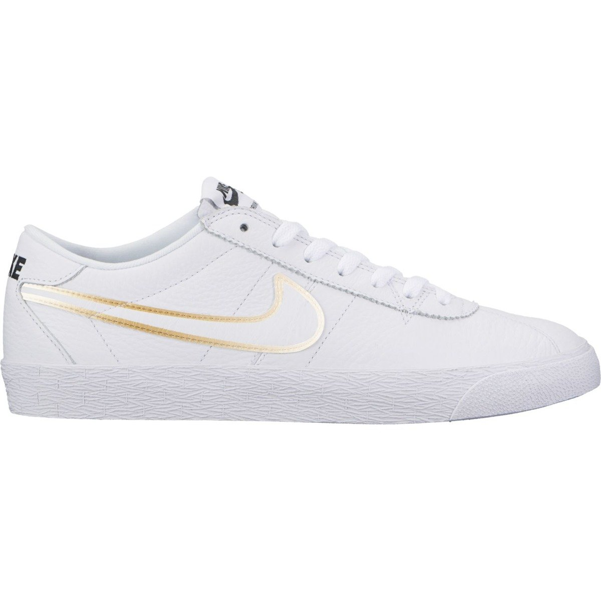 54c514c9ef0d shoes nike sb zoom bruin premium se white white-metallic gold-black black