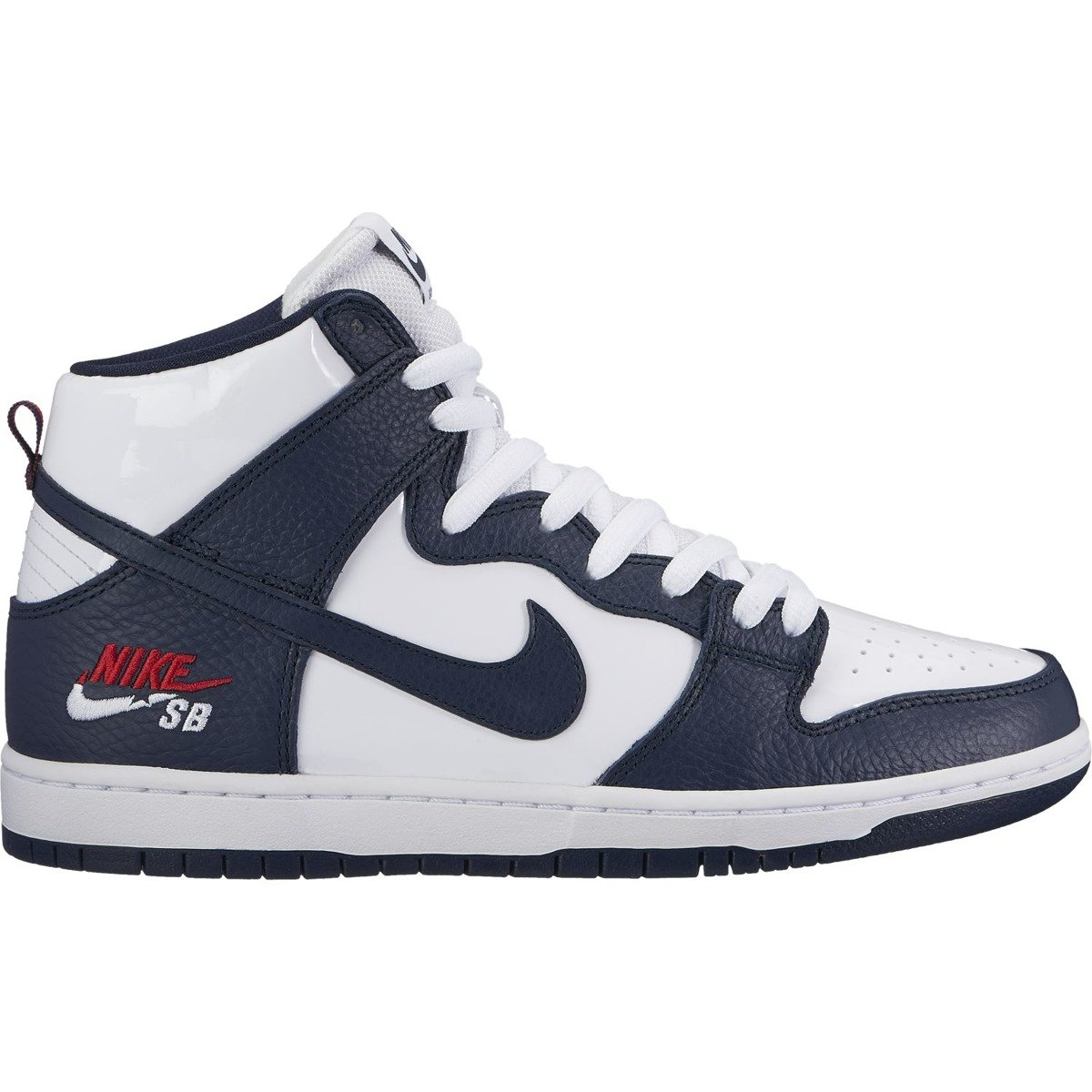 promo code a1c7e 15b3f shoes nike sb zoom dunk high obsidianobsidian-white-university red Click  to zoom ...