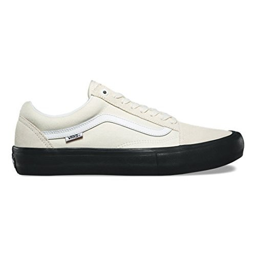 4b43230fbd shoes vans old skool pro Classic White Black white