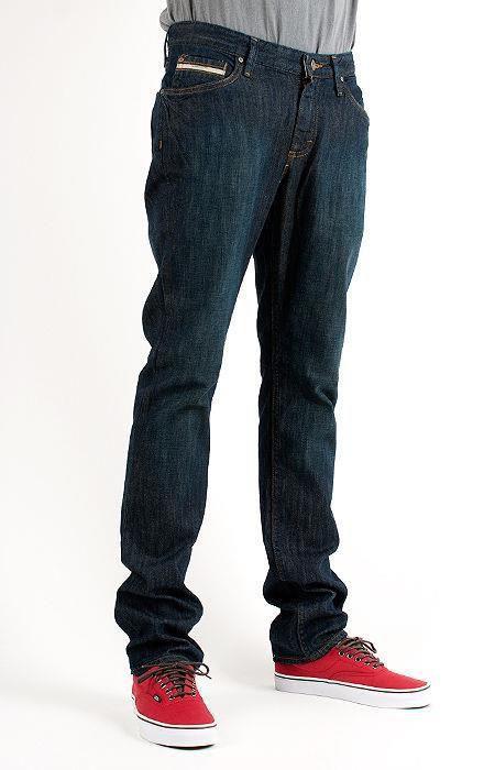 d38cd70bbb spodnie vans v66 slim ciemny granat