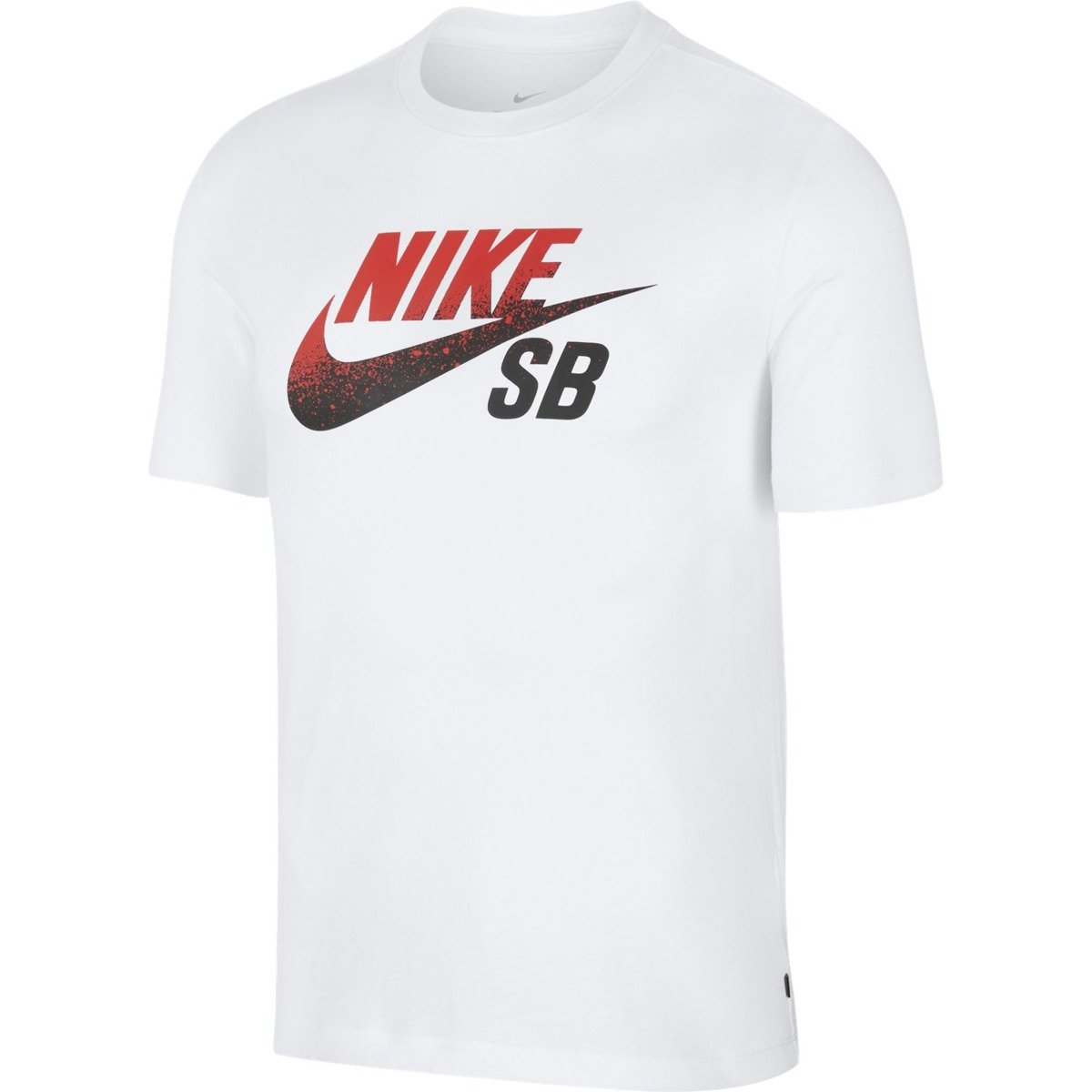 timeless design fast delivery authentic quality t shirt Nike Sb Dry Tee Dfct Logo Nba White/black/university Red ...