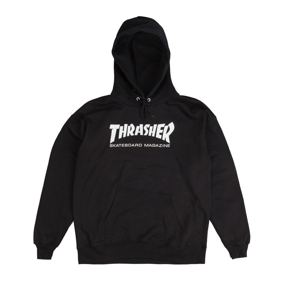 ff20147c2617 thrasher skate mag logo hoodie black