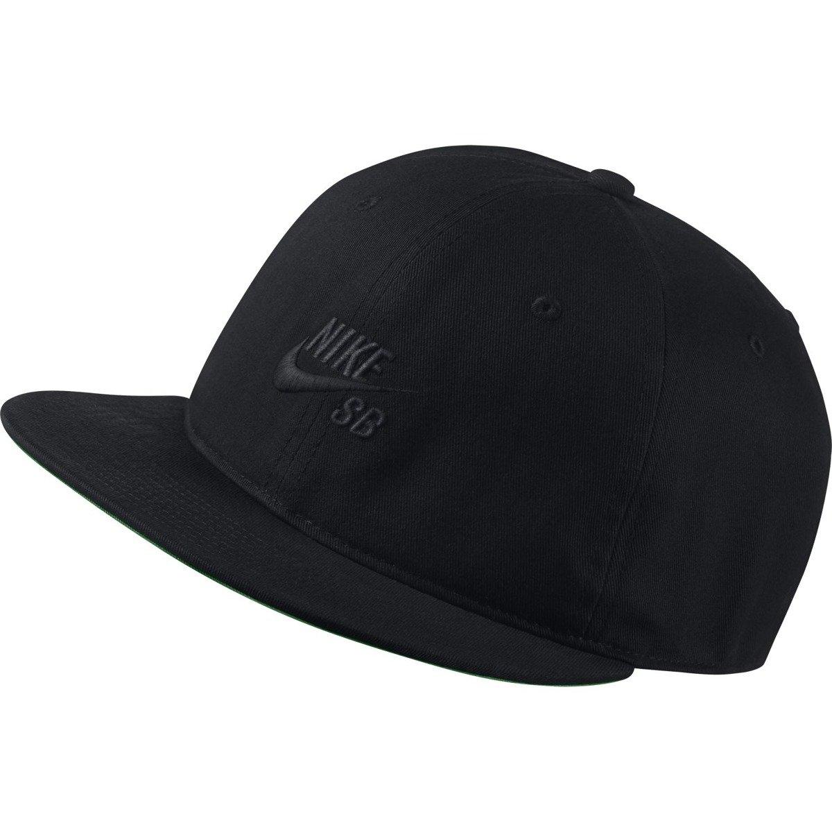 659ccae7d960e unisex nike sb pro vintage hat black pine green black black black ...
