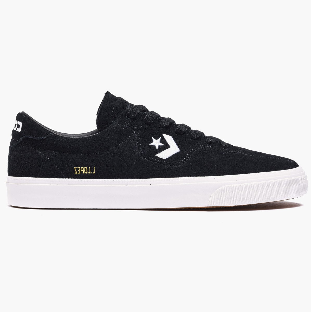 Converse Louie Lopez Pro White Skate Shoes