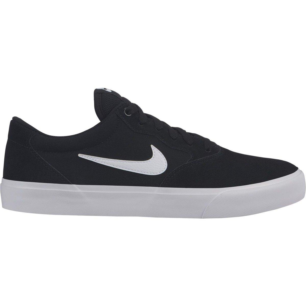 pierwsza stawka wielka wyprzedaż uk niezawodna jakość Buty Nike Sb Chron Slr Black/white