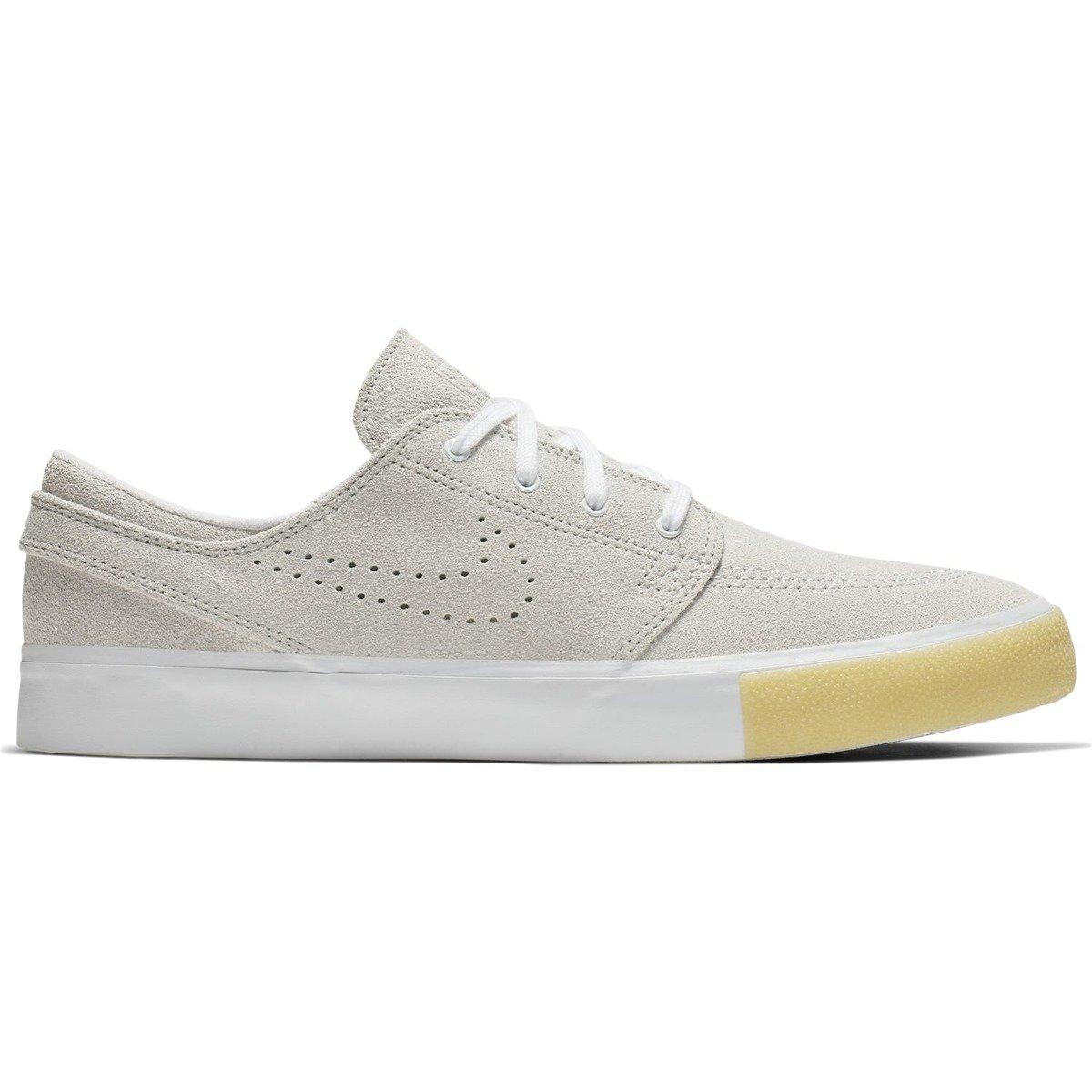 29c95f00df78f Miniramp Skateshop Buty Nike Sb Zoom Stefan Janoski RM SE White/white-vast  Grey-gum Yellow