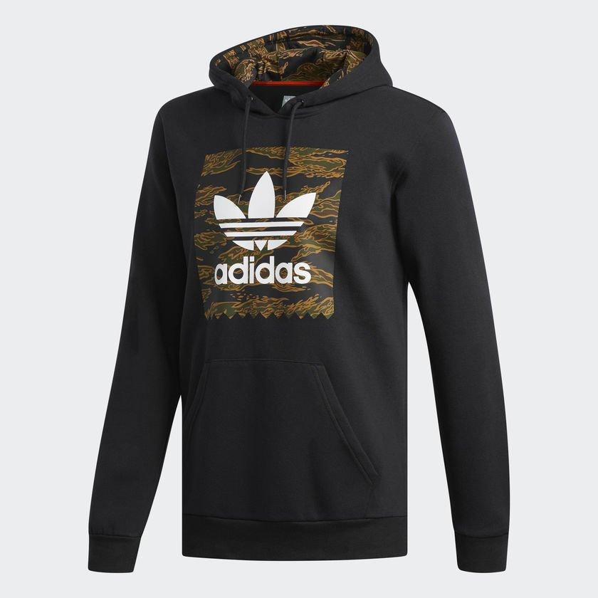 adidas bluza z kapturem camouflage bb