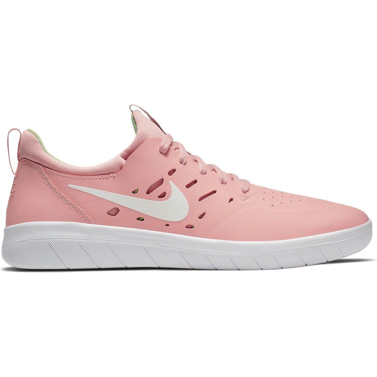 wiele stylów unikalny design klasyczny buty Nike Sb Nyjah Free Skateboarding Shoe bleached Coral/white-aphid Green