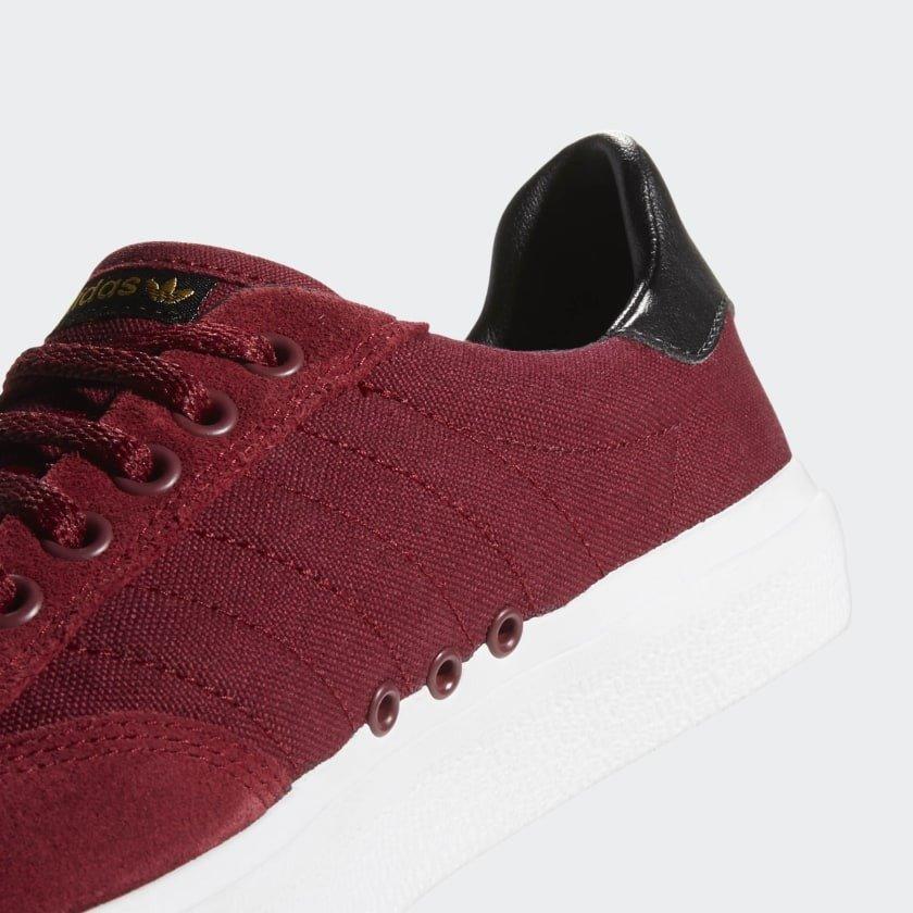 outlet store 3763b b3983 Miniramp Skateshop buty adidas 3mc vulc burgundy